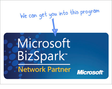 bizspark network partner